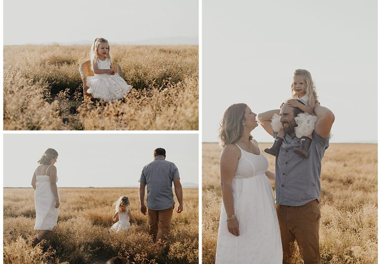 Danielle Comer Creative - Central Oregon family outdoor session